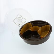 お節ボックス ブラウン/マスタード 500円(税抜)