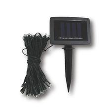 100灯ソーラーシャイニングイルミネーション MEL56BL 1,000円(税抜)