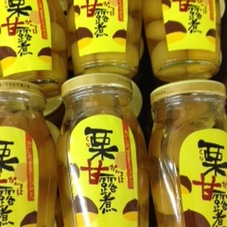 栗甘露煮 95円(税抜)