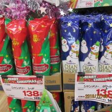 シャンメリー 138円(税抜)