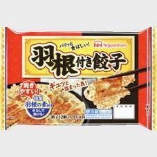 羽根付き餃子 100円(税抜)