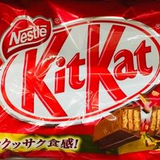 キットカット(お徳用) 228円(税抜)