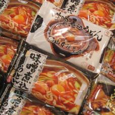 味噌煮込うどん 478円(税抜)