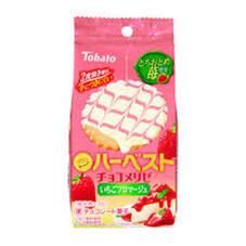 ハーベストチョコメリゼいちごミルク 108円(税抜)