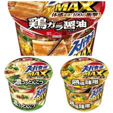 スーパーカップMAX しょうゆ・みそ・とんこつ 88円