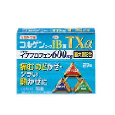 コルゲンIB錠TXα 27錠 1,480円(税抜)