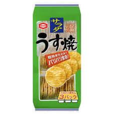 サラダうす焼 88円(税抜)