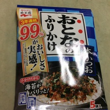 おとなのふりかけ(本かつお) 100円(税抜)