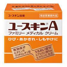 ユースキンA 120g 698円(税抜)