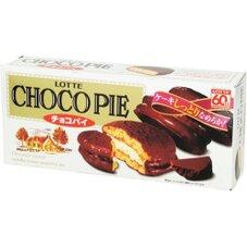 チョコパイ                    6個入 178円(税抜)