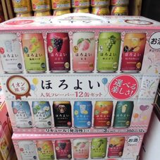 ほろよいパーティーパック 1,158円(税抜)