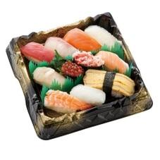 冬の味わい握り11貫 680円(税抜)