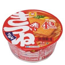 赤いきつねうどん 108円