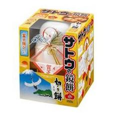 サッと鏡餅(切り餅入り) 897円(税抜)