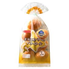 北海道産バター使用バターロール 100円(税抜)