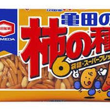 亀田の柿の種6種詰 158円(税抜)