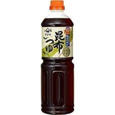 昆布つゆ 180円(税抜)
