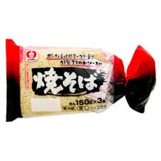 3食焼そば(ソース) 83円(税抜)