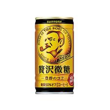 ボス 贅沢微糖 298円(税抜)