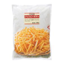 クリスピーポテト※冷凍 248円(税抜)