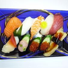 にぎり寿司1人前 500円(税抜)