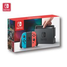 ゲーム機本体 Nintendo Switch(ブルー/レッド) 29,970円(税抜)