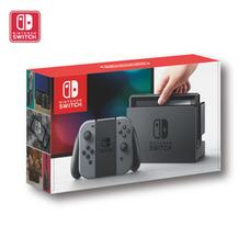 ゲーム機本体 Nintendo Switch(グレー) 29,970円(税抜)