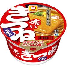 赤いきつねうどん 88円(税抜)
