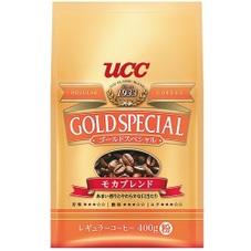 ゴールドスペシャルモカブレンド 398円(税抜)