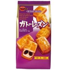 ガトーレーズン 98円(税抜)