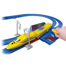プラレール レバーでダッシュ!!超スピードドクターイエローセット 3,480円(税抜)