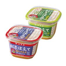 割烹仕立て 合わせみそ・減塩味噌 327円(税抜)