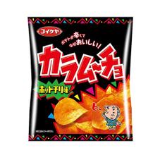 カラムーチョ ホットチリ味 67円(税抜)