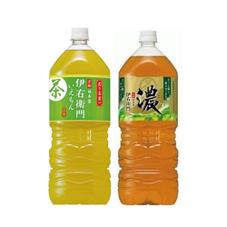 伊右衛門(緑茶・濃い茶) 127円(税抜)