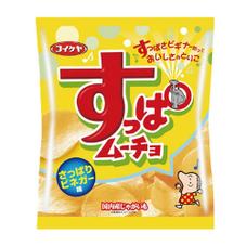 すっぱムーチョ ビネガー味 67円(税抜)