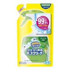 スクラビングバブル 99.9%除菌バスクリーナーアップル詰替 77円(税抜)