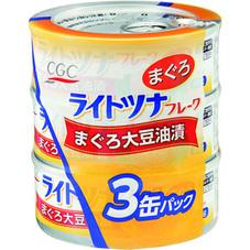 ライトツナフレーク(まぐろ) 179円