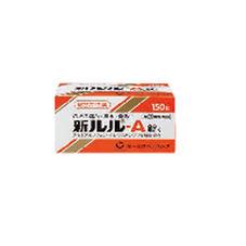 新ルルA錠s 1,280円(税抜)