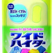 ワイドハイター詰替用 78円(税抜)