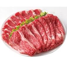 瀬戸内牛(交雑種)すき焼きセット(カタロース・バラカルビ) 2,680円(税抜)