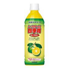 シークヮーサー入四季柑500ml 299円(税抜)