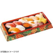 本鮪赤身入り!海鮮握り 798円(税抜)