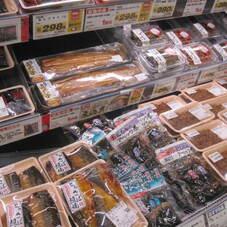お魚屋さんの佃煮・昆布巻・うなぎ蒲焼 10%引