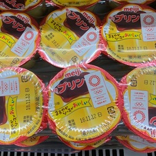 明治プリン 74円(税抜)