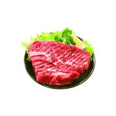 牛肉かたロース・ワンポンドステーキ用味付 248円(税抜)