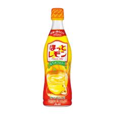ほっとレモン 278円(税抜)