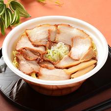 肉麺!醤油ラーメン~チャーシュー盛り~ 630円