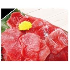 本まぐろ切落し〈生食用・養殖〉 580円(税抜)