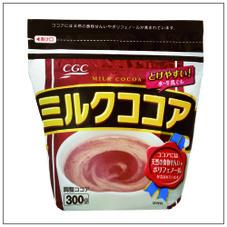 ミルクココアCGC 268円(税抜)