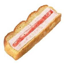いちごジャム&いちごホイップパン 5ポイントプレゼント